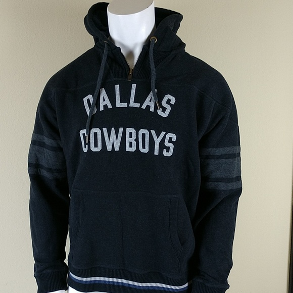 finest selection aaee5 da1a9 Mitchell & Ness Dallas Cowboys Hoodie NWT